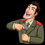 Агент КГБ: cтикер №15