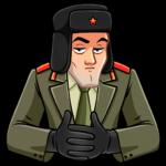 Агент КГБ: cтикер №21