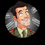 Агент КГБ: cтикер №27