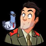 Агент КГБ: cтикер №40