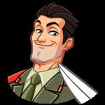 Агент КГБ: cтикер №46