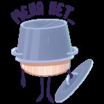 Сладкая Какетка: cтикер №48