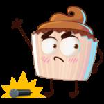 Шоколадная Какетка: cтикер №8