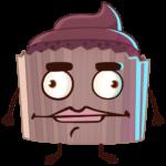 Шоколадная Какетка: cтикер №15