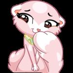 Розовая Нура: cтикер №10
