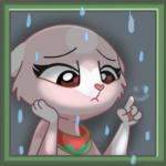 Розовая Нура: cтикер №46