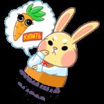 Пончик с AliExpress: cтикер №19