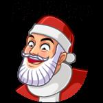 Секретный Санта: cтикер №5