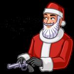 Секретный Санта: cтикер №6