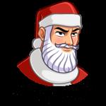 Секретный Санта: cтикер №7