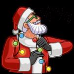 Секретный Санта: cтикер №8