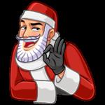 Секретный Санта: cтикер №10