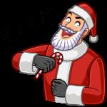 Секретный Санта: cтикер №15
