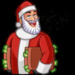 Секретный Санта: cтикер №18