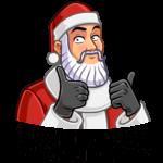 Секретный Санта: cтикер №19