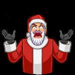 Секретный Санта: cтикер №20