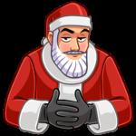 Секретный Санта: cтикер №21