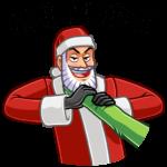 Секретный Санта: cтикер №23