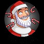 Секретный Санта: cтикер №27