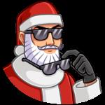 Секретный Санта: cтикер №28