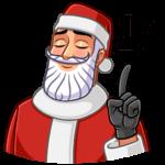 Секретный Санта: cтикер №31