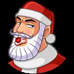 Секретный Санта: cтикер №34