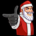 Секретный Санта: cтикер №35