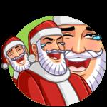 Секретный Санта: cтикер №36