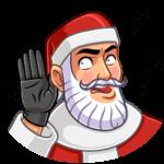 Секретный Санта: cтикер №37