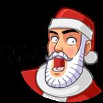 Секретный Санта: cтикер №38