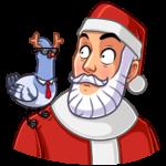 Секретный Санта: cтикер №40