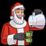 Секретный Санта: cтикер №42