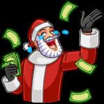 Секретный Санта: cтикер №43