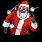 Секретный Санта: cтикер №45