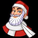Секретный Санта: cтикер №46