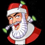 Секретный Санта: cтикер №47