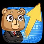 Медведь Женя: cтикер №13