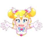 Мимико-тян: cтикер №2