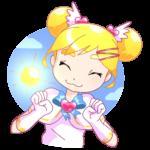 Мимико-тян: cтикер №5