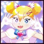 Мимико-тян: cтикер №6