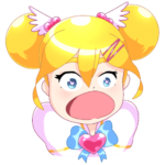 Мимико-тян: cтикер №8