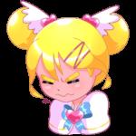 Мимико-тян: cтикер №9