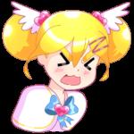 Мимико-тян: cтикер №13