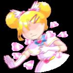 Мимико-тян: cтикер №16