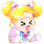 Мимико-тян: cтикер №25