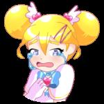 Мимико-тян: cтикер №29