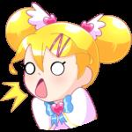 Мимико-тян: cтикер №32