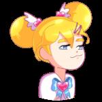 Мимико-тян: cтикер №33