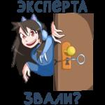 Вк эксперты: cтикер №13