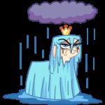 Принцесса Элеонора: cтикер №14